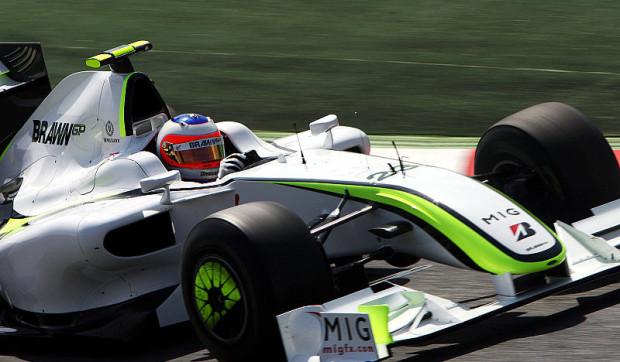 1. Freies Training : Barrichello in Monaco vorne