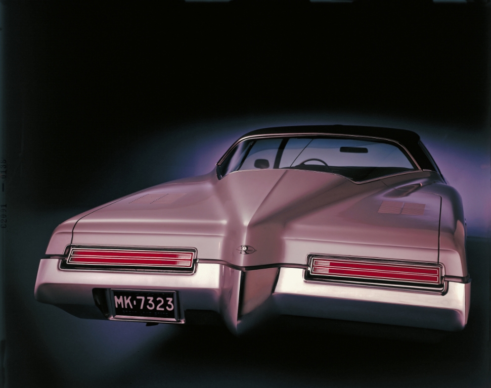 1971 Buick Riviera Coupe