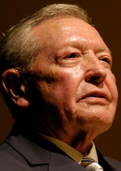 ADAC-Ehrenpräsident Otto Flimm wird 80
