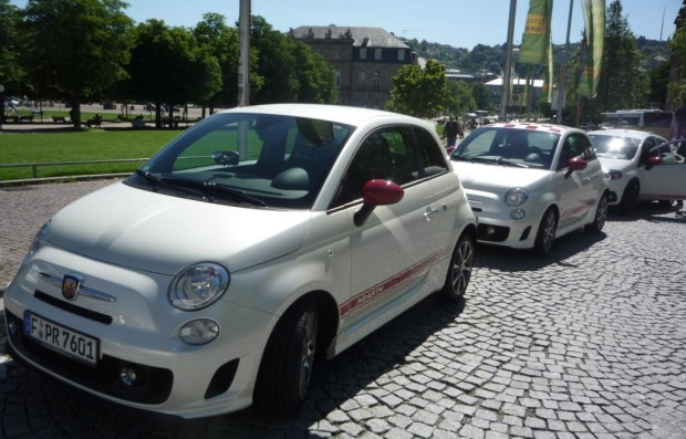 Abarth startet die ''Mission Supersport''