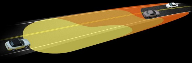 Adaptive Lichtsysteme: Der Fernlichtassistent war nur der Anfang