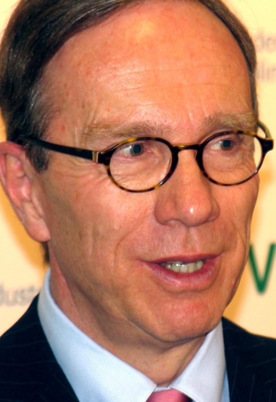 Alles wird gut: Wissmann zu Premiummarken und IAA