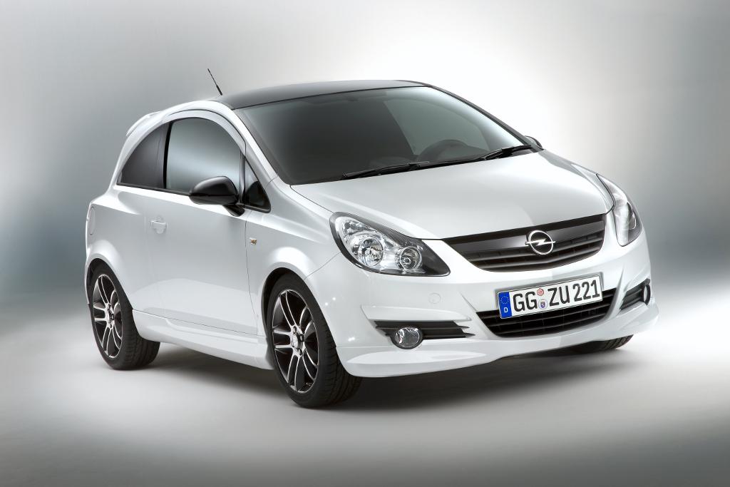 Astra: Opel bringt Corsa Color Edition