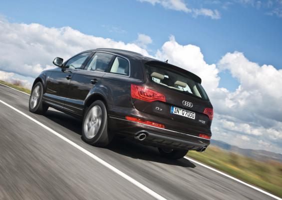 Audi Q7: Vornehme Zurückhaltung