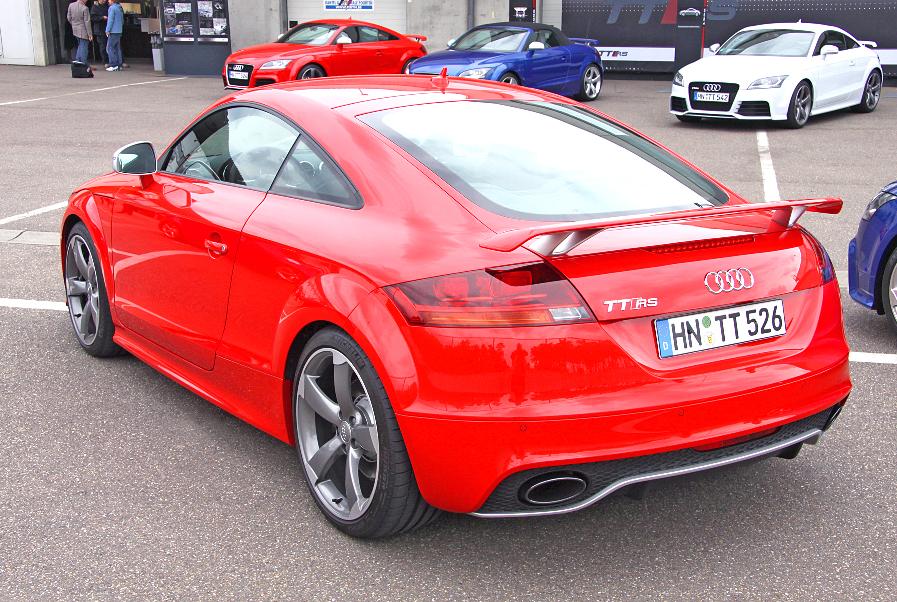 Audi - TT - Bild(5)