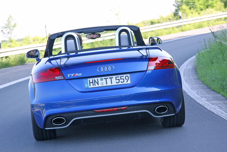 Audi - TT - Bild(9)