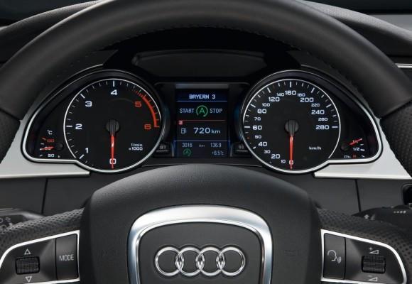 Audi stellt neue Technologien vor
