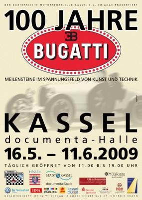 Bugatti-Ausstellung in Kassel