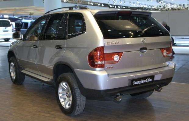 China Automobile soll den Shuanghuan CEO vom Markt nehmen
