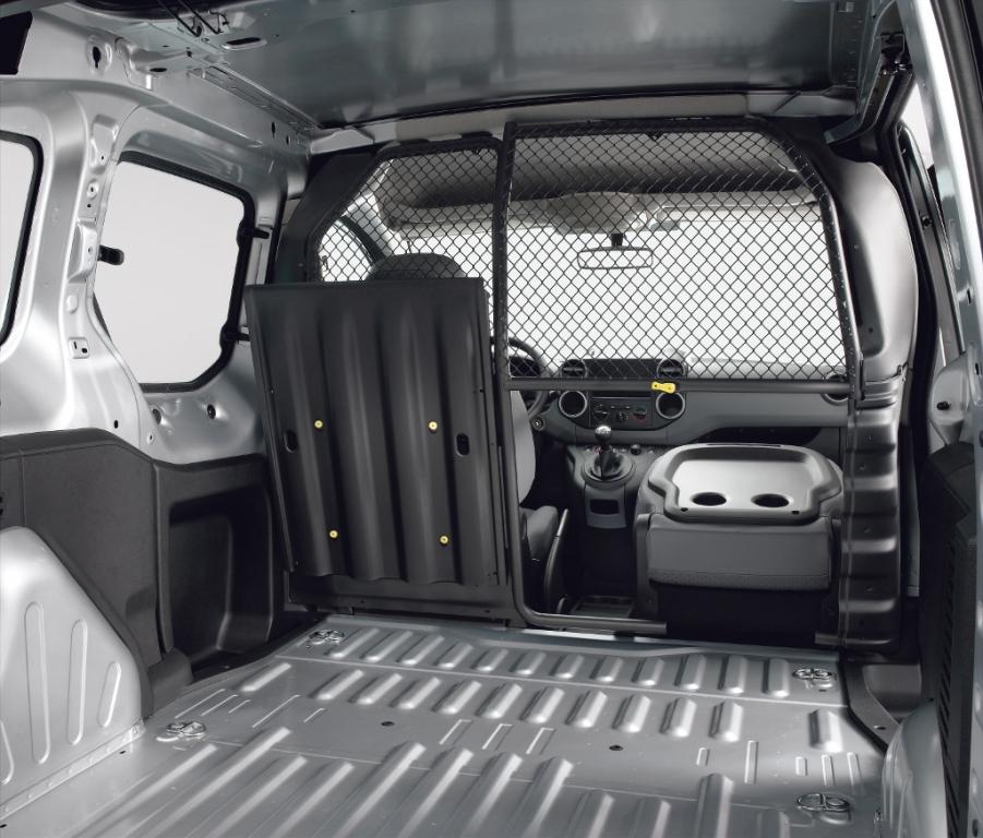 Citroën Berlingo Airdream mit geringerem CO2-Ausstoß