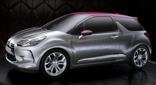 Citroën gibt Blick ins Innere der DS-Studie frei