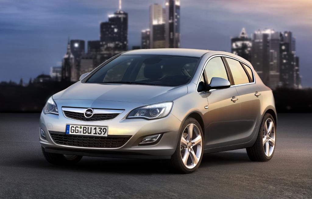 Corsa: Neuer Opel Astra hat auf der IAA Premiere