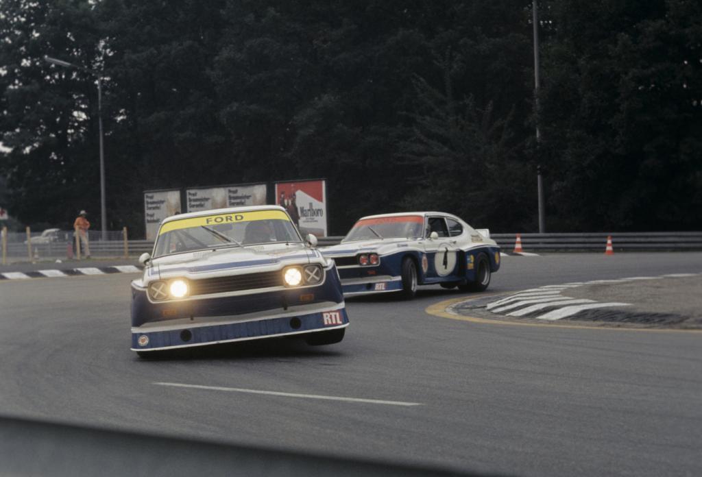 DTM-Rückblende: Ford Capri war einst Hecht im Karpfenteich