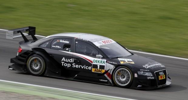 DTM startet in die Saison 2009: Immer noch so geil wie früher