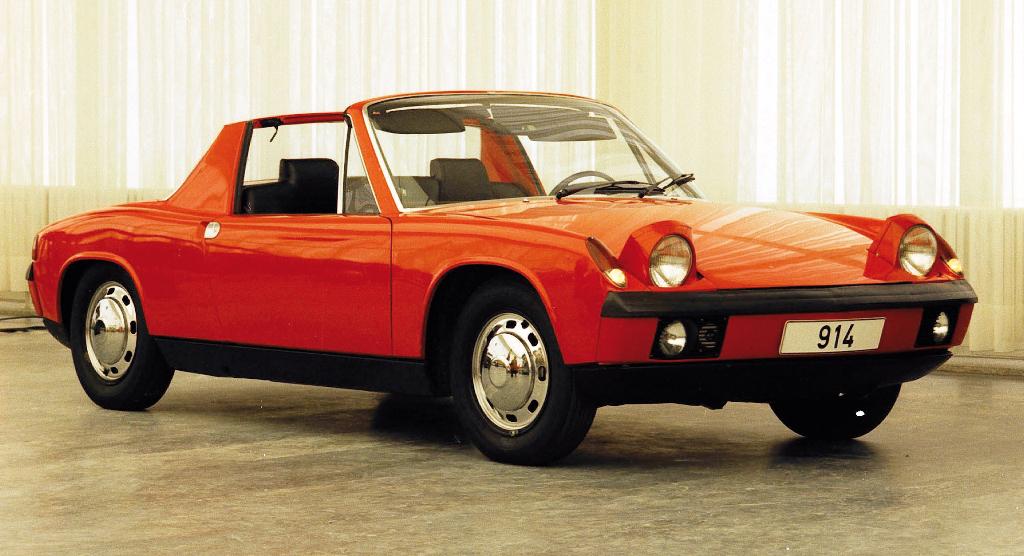 Der VW-Porsche: Das richtige Jubiläum zur richtigen Zeit - Bild