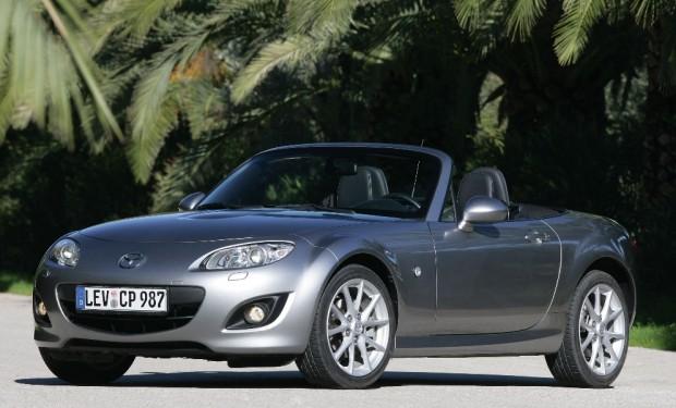 Drei Mazda-Neuheiten fürs zweite Halbjahr