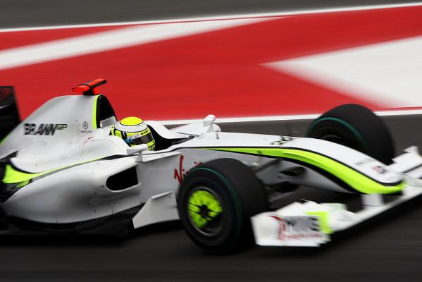 Dritte Saisonpole für Jenson Button: 3B Rulez