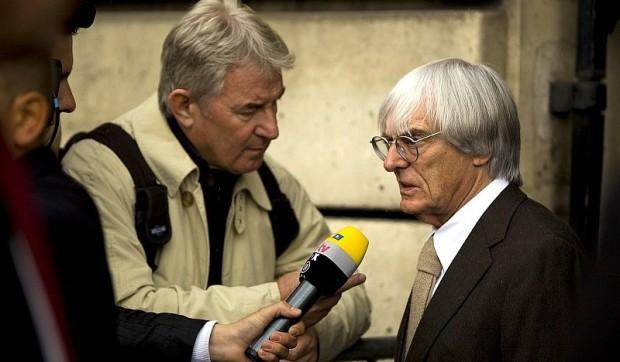 Ecclestone beim Krisengipfel: FOTA trifft auf FIA