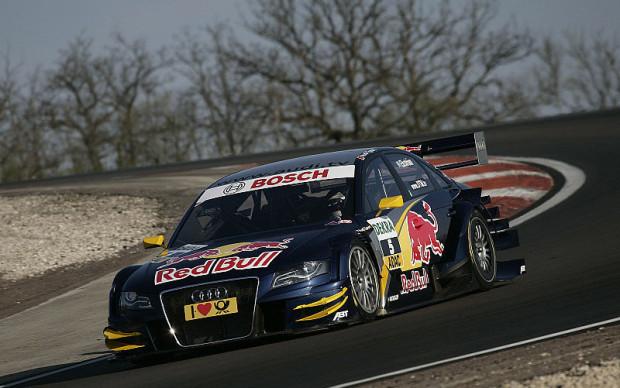 Ekström Schnellster im freien Training: Audi in Hockenheim voran