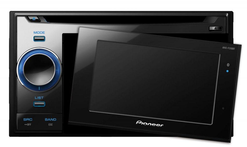 Entertainment & Navigation: Pioneer AVIC-F310BT - Bild(2)