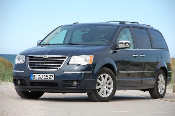 Erstkontakt Chrysler Grand Voyager Limited 2.8 CRD: Ein großer Reisender auf Tour