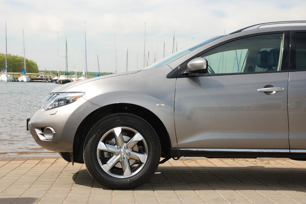 Erstkontakt Nissan Murano Executive 3.5 V6: (T)Raumschiff mit Charakter  - Bild(10)