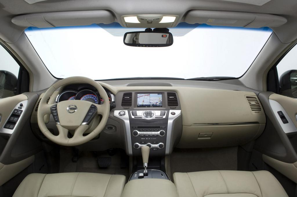 Erstkontakt Nissan Murano Executive 3.5 V6: (T)Raumschiff mit Charakter  - Bild(8)