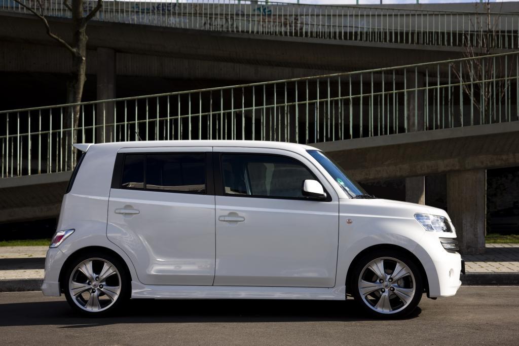 Fahrbericht Daihatsu Materia White X: Frechheit siegt - Bild(2)