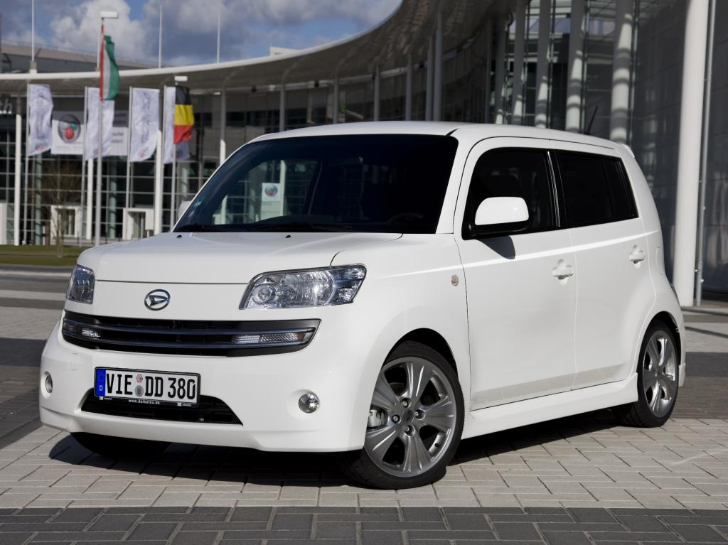 Fahrbericht Daihatsu Materia White X: Frechheit siegt - Bild