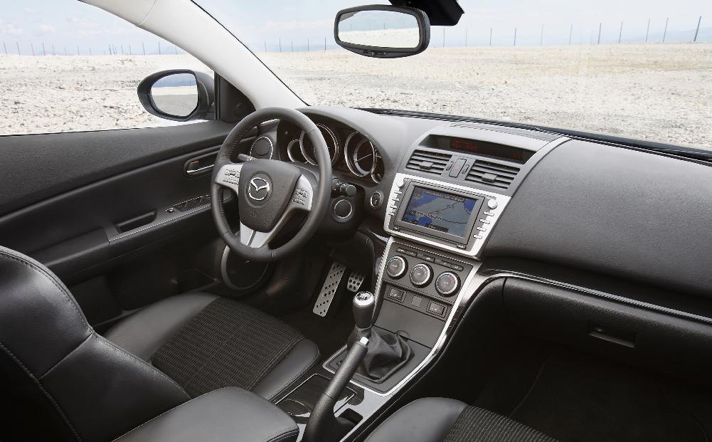 Fahrbericht Mazda 6 2,2-Liter MZR-CD: Sanfte Kraft