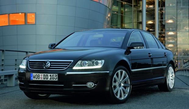 Fahrbericht VW Phaeton 4Motion 4,2 L: Es sei Ihnen gegönnt