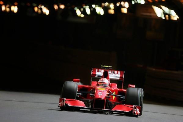 Ferrari zurück an der Spitze: Räikkönen: Lieber Pole