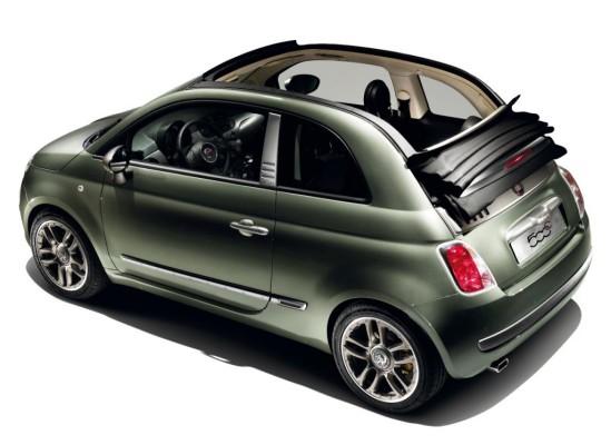 Fiat 500 C by Diesel wird bei AIDS-Gala versteigert