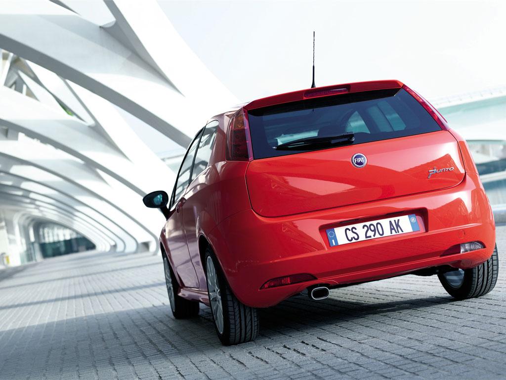 Fiat - Grande Punto
