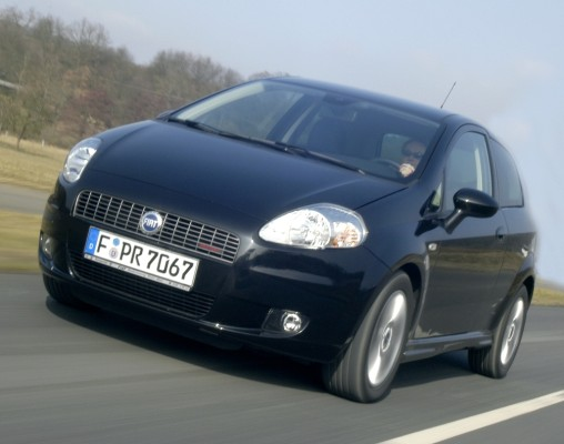 Fiat senkt CO2-Ausstoß beim Grande Punto