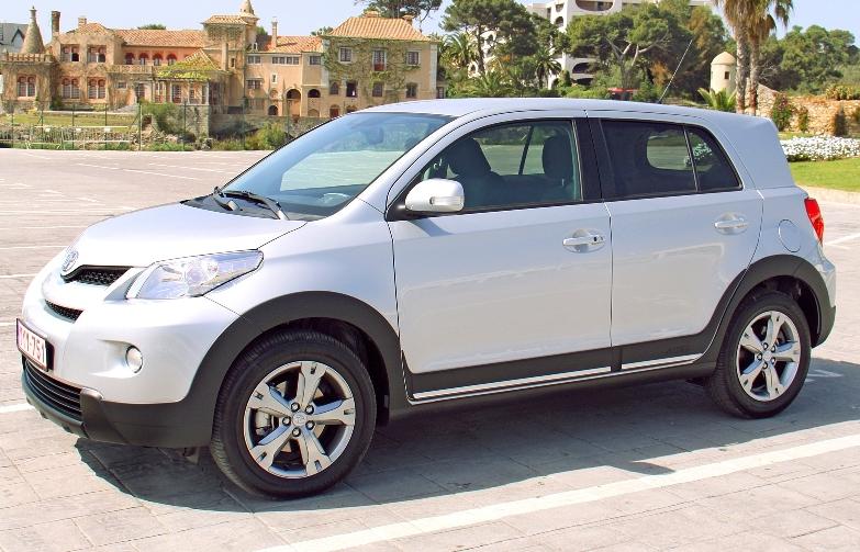 Flexibles Leasing für Toyota Urban Cruiser und iQ