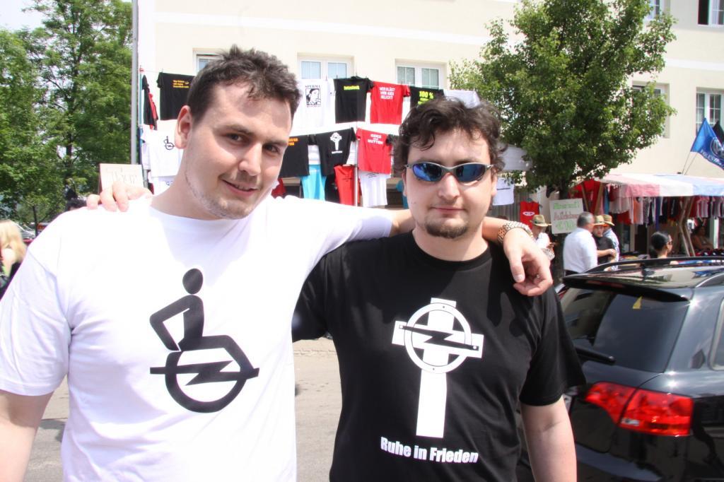 GTI-Treffen 2009: Schadenfreude fürs T-Shirt