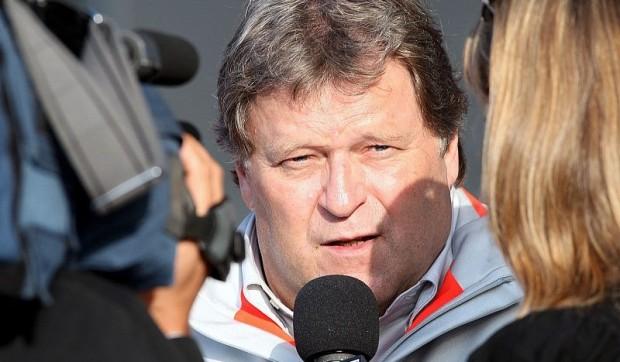 Haug: Es gibt einen Auf- und Abstiegskampf : Jamie Green vs. Ralf Schumacher
