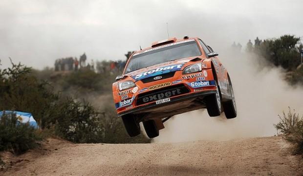 Henning Solberg vor Rallye Sardinien: Bruderduell um Rang Vier