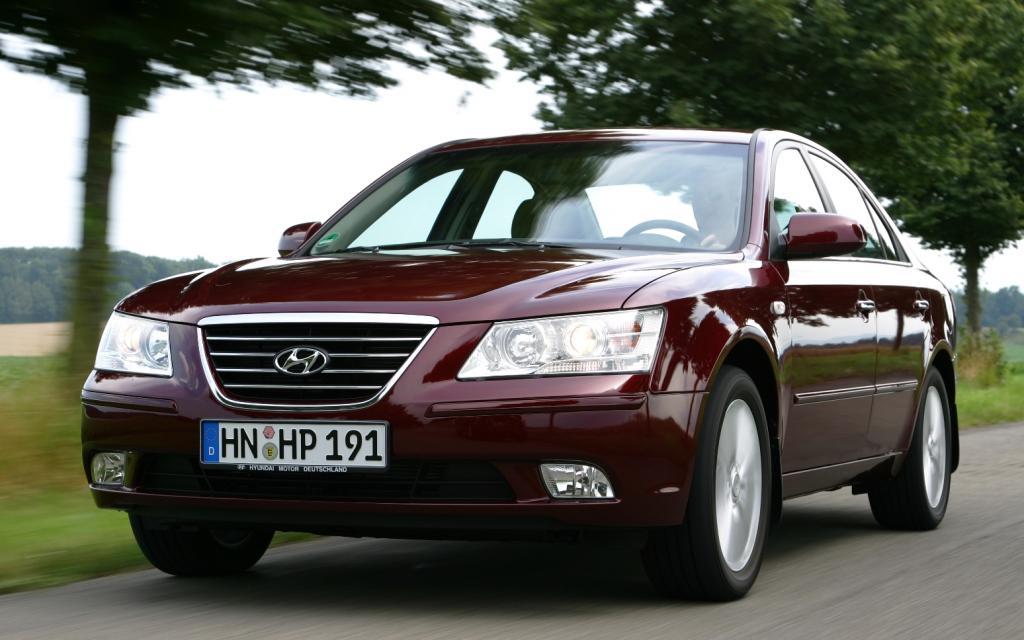 Hyundai - Sonata - Bild(2)