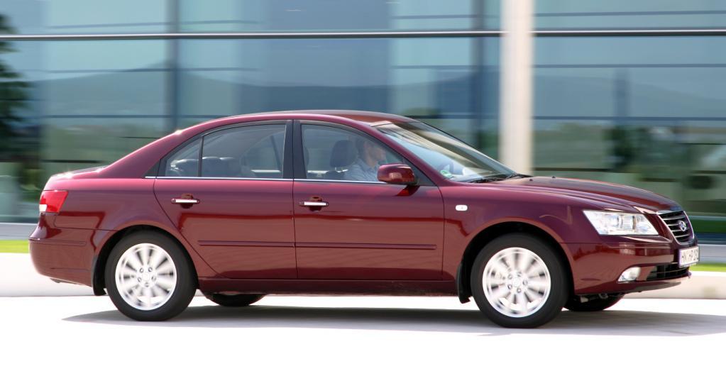 Hyundai - Sonata - Bild(4)