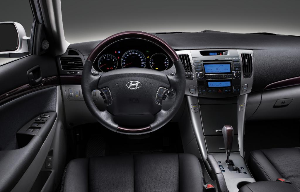 Hyundai - Sonata - Bild(5)