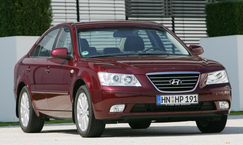 Hyundai - Sonata - Bild