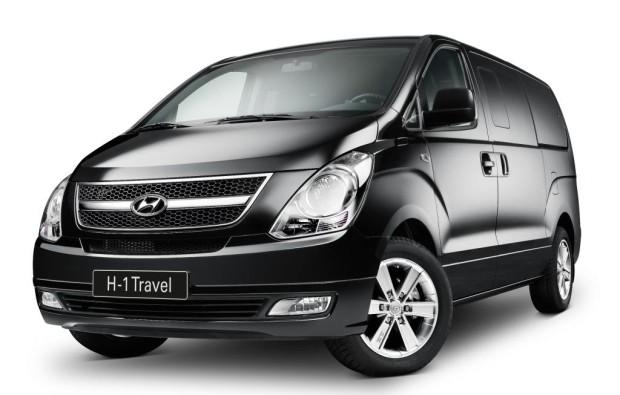 Hyundai bringt Sondermodell des H-1