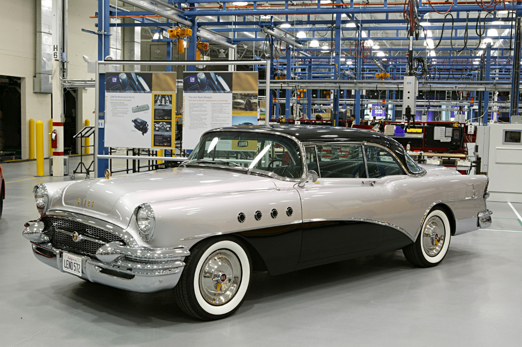 Jay Lenos 1955 Buick Roadmaster