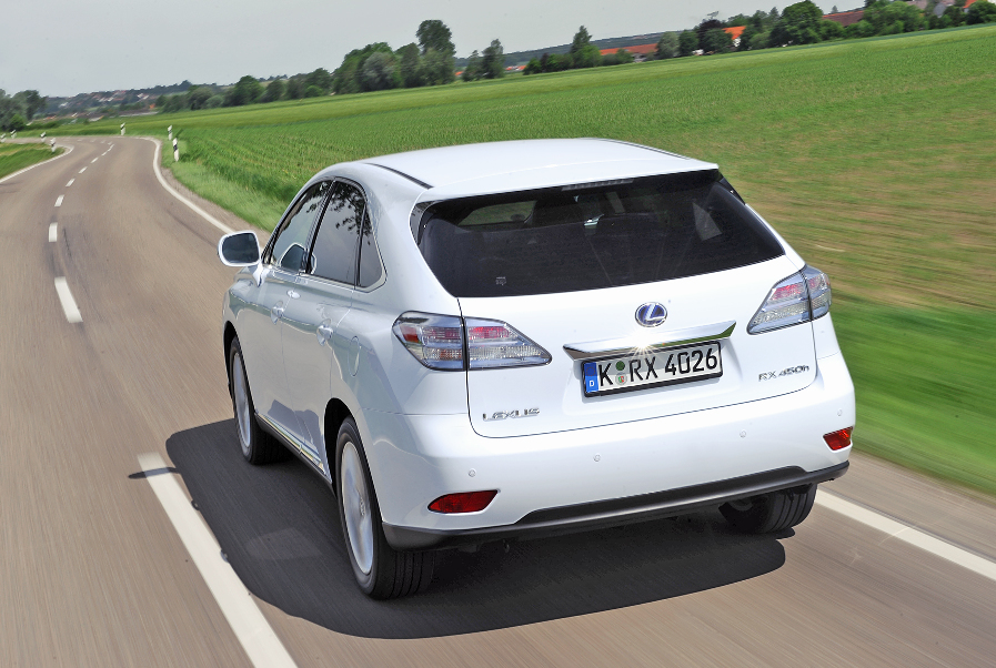 Lexus - RX-Serie - Bild(2)