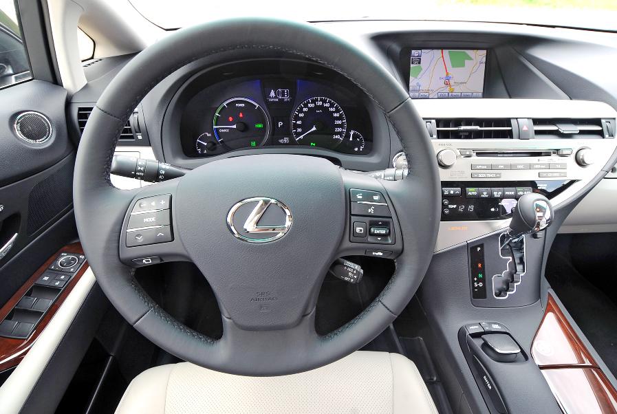 Lexus - RX-Serie - Bild(4)