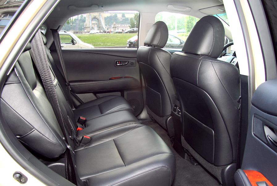 Lexus - RX-Serie - Bild(5)