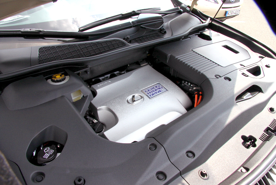 Lexus - RX-Serie - Bild(6)