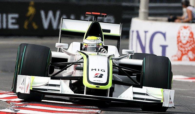Martini Model mischt Formel 1- Rennen in Monaco auf Sportlichkeit gepaart mit Sicherheit.